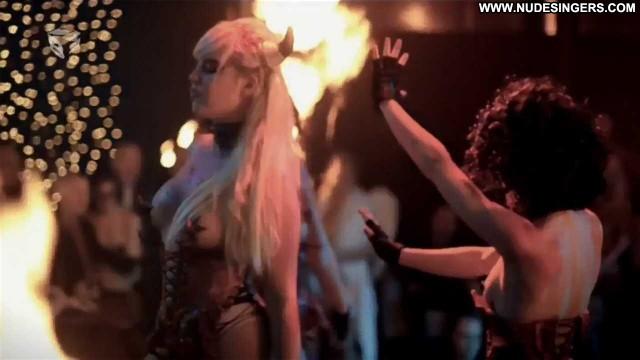 Eline De Munck Crimi Clowns Doll Singer Medium Tits Blonde Hot