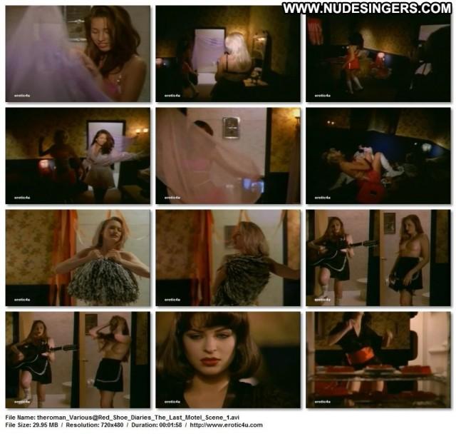 Laurel Wiley Red Shoe Diaries Pretty Medium Tits Singer Redhead