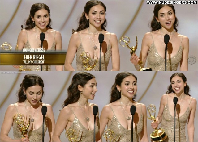Eden Riegel The Daytime Emmy Awards Medium Tits Doll Singer Hot