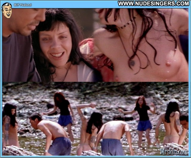 Bif Naked Lunch With Charles Small Tits Posing Hot Brunette Sultry