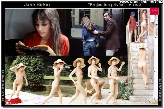 Jane Birkin Projection Priv Skinny Small Tits Celebrity Sensual