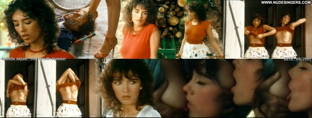 Isabelle Adjani One Deadly Summer Medium Tits Sultry Sexy Brunette