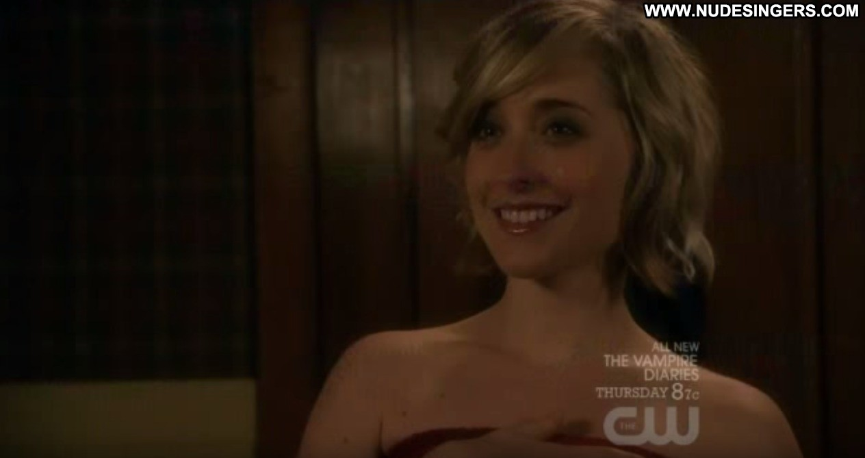 Allison Mack Tits allison mack smallville smallville celebrity blonde