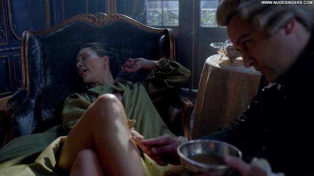 Claire Sermonne Outlander Pretty Celebrity Small Tits Brunette
