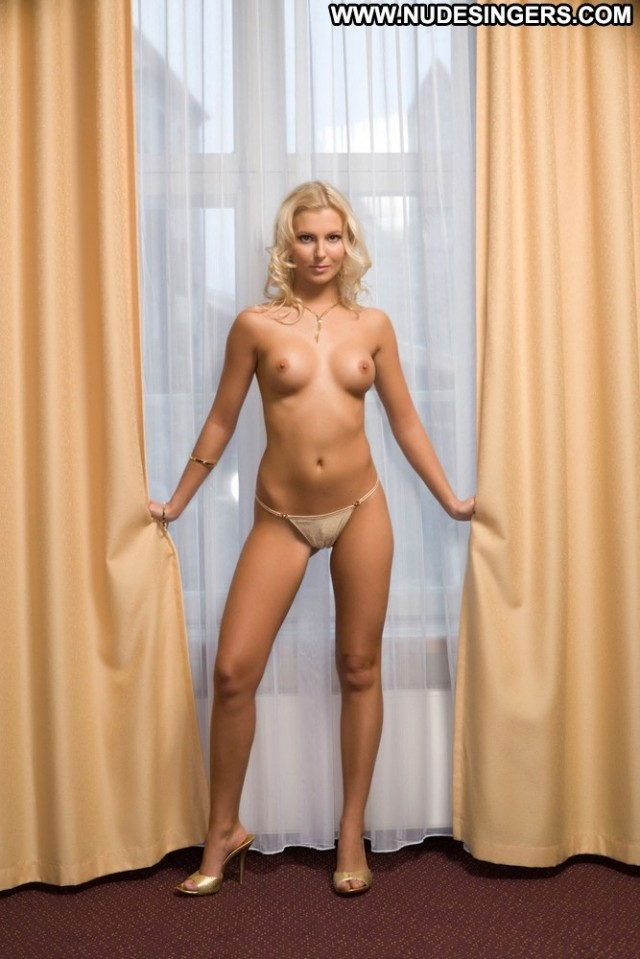 Kerli Vra Playboy Magazine Sexy Blonde Cute Celebrity Playmate