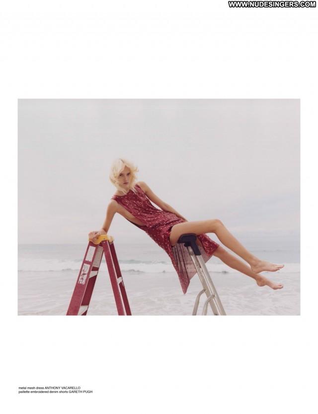 Harleth Kuusik Miscellaneous Blonde Celebrity International Small