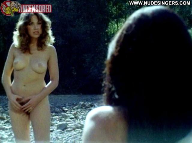 Janet Wood Up Medium Tits Sensual Sexy Beautiful Brunette Celebrity