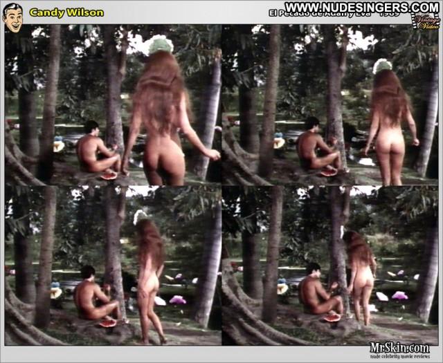 Candy Wilson El Pecado De Adan Y Eva Celebrity Medium Tits Sensual