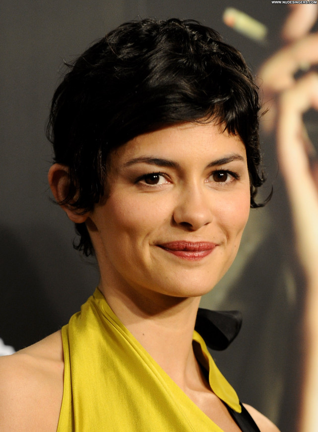 Audrey Tautou Beverly Hills Spain Pretty Stunning Actress