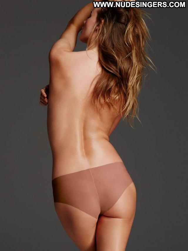 Behati Prinsloo No Source Beautiful Posing Hot Babe Bikini Lingerie
