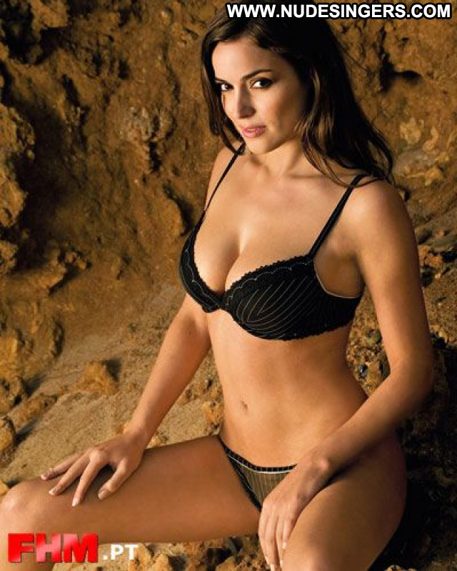 Monica Carvalho No Source Babe Fashion Beach Celebrity Hot Actress