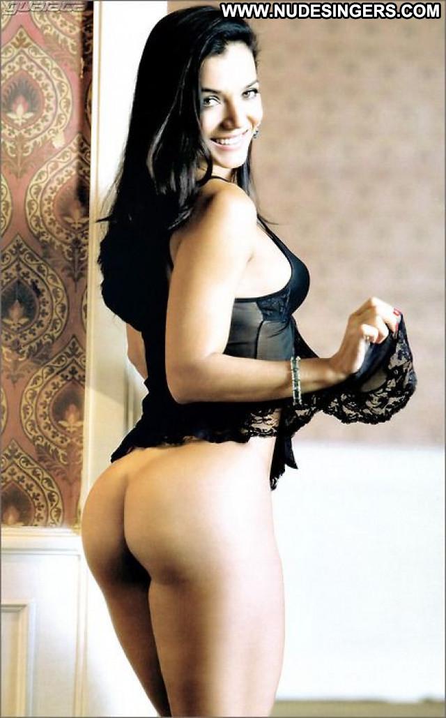 Monica Carvalho No Source Babe Beautiful Hot Celebrity Beach Fashion