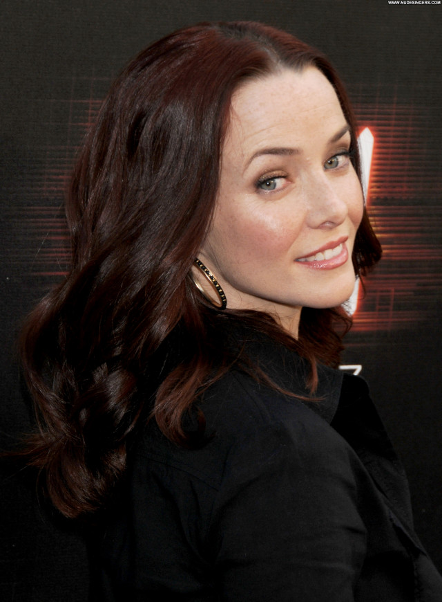 Annie Wersching Babe Posing Hot Celebrity Beautiful Cute Gorgeous Hot