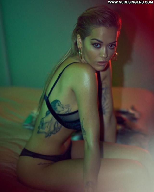 Rita Ora No Source Celebrity Singer British Babe Posing Hot Beautiful