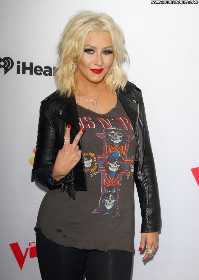 Christina Aguilera Red Carpet Red Carpet Celebrity Posing Hot