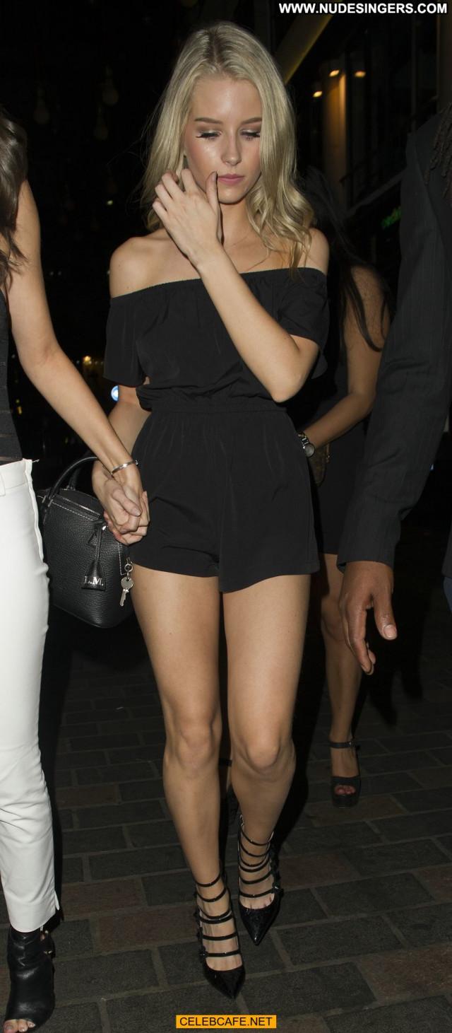Lottie Moss No Source  Celebrity Babe Posing Hot Legs Sexy Beautiful