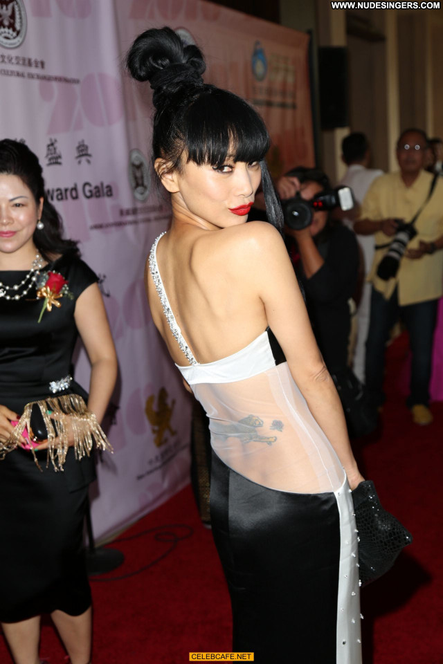 Bai Ling Beverly Hills Posing Hot Sex Sexy International American