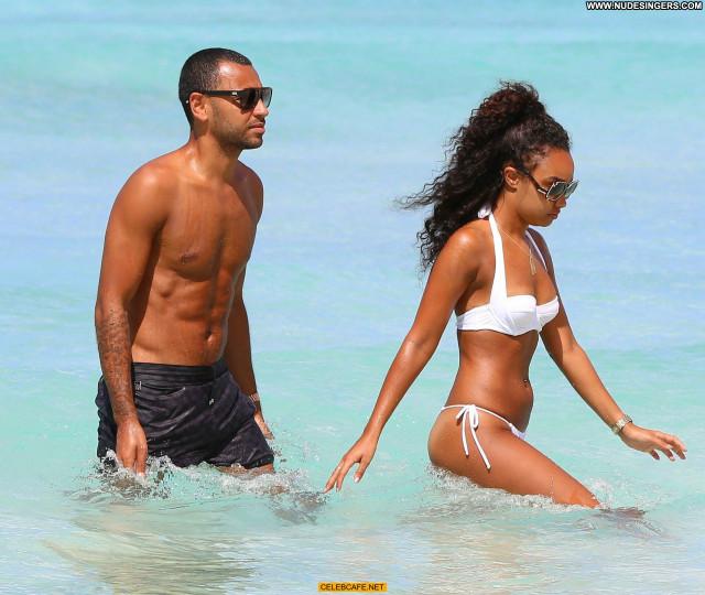 Leigh Anne Pinnock No Source Babe Bar Celebrity Barbados Beautiful