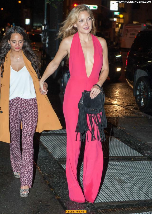 Kate Hudson New York Celebrity Posing Hot New York Babe Beautiful