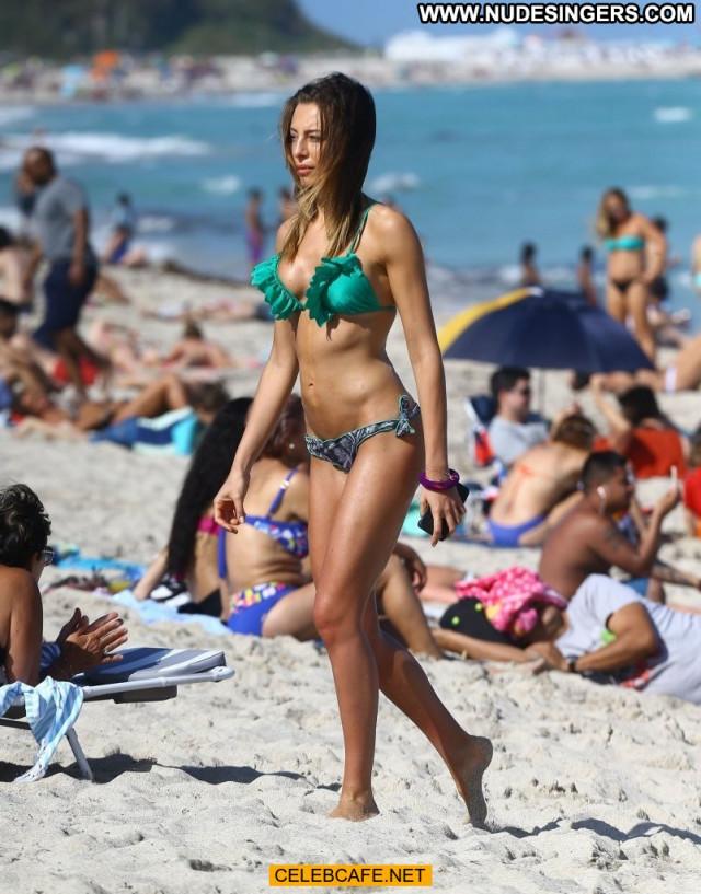 Alessia Tedeschi The Beach Sex Babe Beautiful Celebrity Sexy Beach
