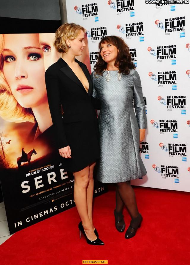 Jennifer Lawrence No Source Celebrity Babe Posing Hot Beautiful London