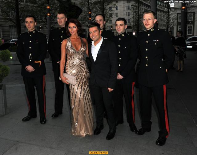 Amy Childs No Source Hot Awards Celebrity Beautiful London Hotel Park
