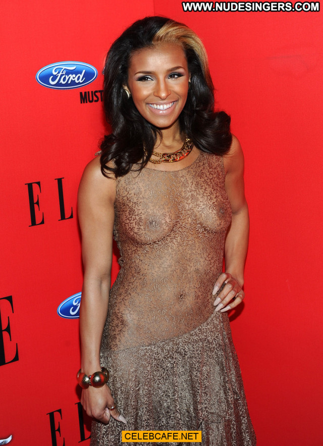 Melody Thornton No Source Boobs Babe Celebrity Posing Hot Beautiful