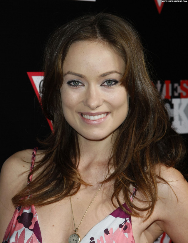 Olivia Wilde No Source Beautiful Babe Posing Hot Celebrity Female
