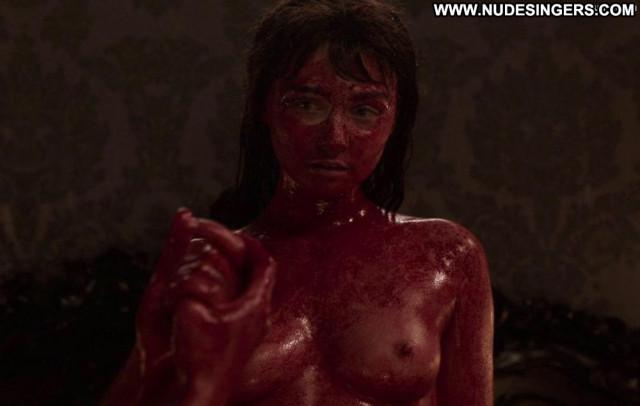 Jessica Barden Penny Dreadful Threesome Celebrity Nude Shy Babe Bar