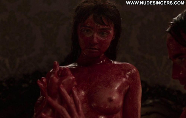 Jessica Barden Penny Dreadful Nude Babe Posing Hot Big Tits Nice Shy