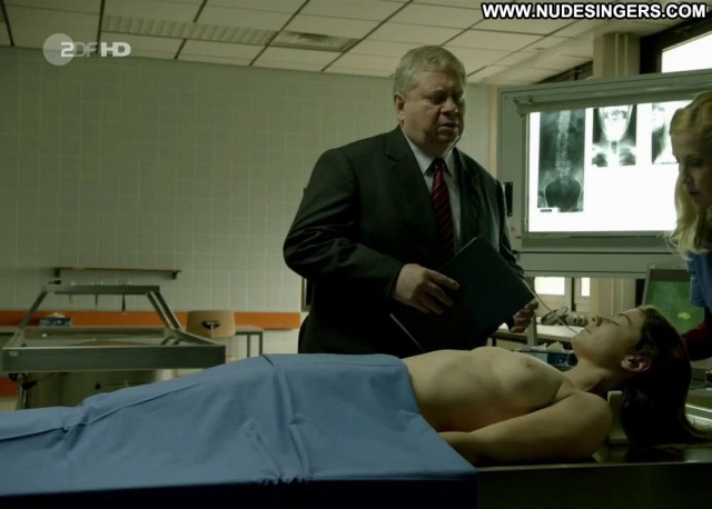 Elodie Houdas Silent Witness Couple Big Tits Topless Breasts Toples