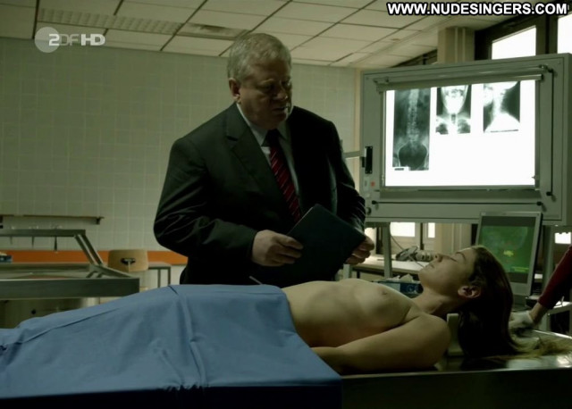 Elodie Houdas Silent Witness Tv Series Topless Toples Celebrity Nude