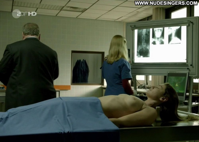 Elodie Houdas Silent Witness Beautiful Extreme Sea Topless Couple