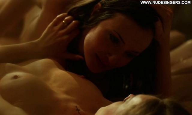 Catherine Walker Strike Back Beautiful Big Tits Breasts Posing Hot