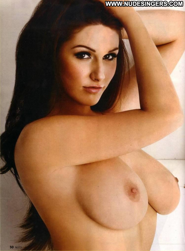 Lucy Pinder One Way Model Beautiful Nipples Big Tits Posing Hot