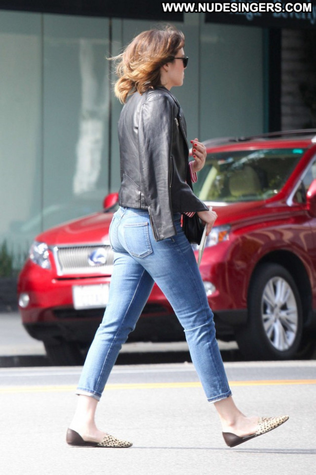 Mandy Moore Beverly Hills Jeans Paparazzi Babe Celebrity Beautiful