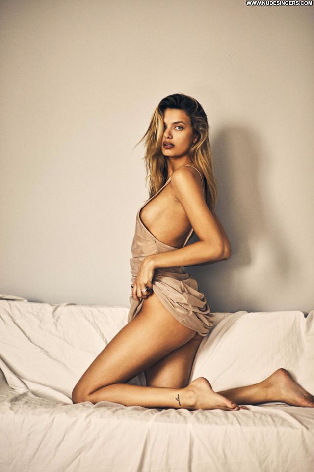 Amy Childs Anna Nicole Nyc Netherlands Park Bra Legs Summer Posing