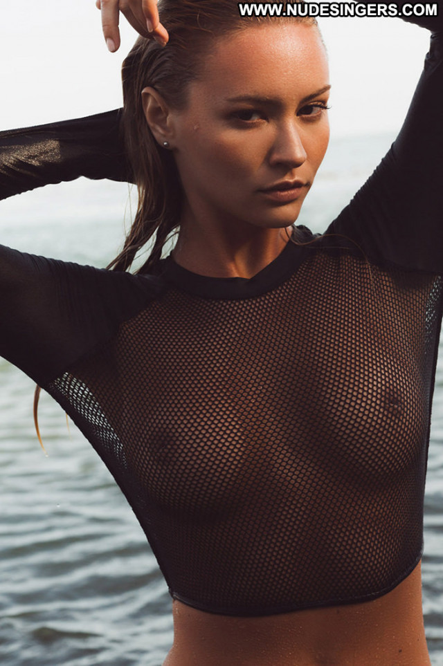 Bryana Holly S Magazine Bikini Babe Hot Model Photoshoot Posing Hot