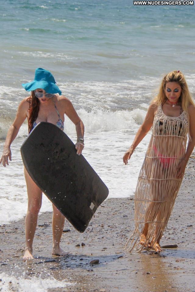 Alena Vodonaeva The Beach In Malibu Babe Sex Malibu Latina Ocean