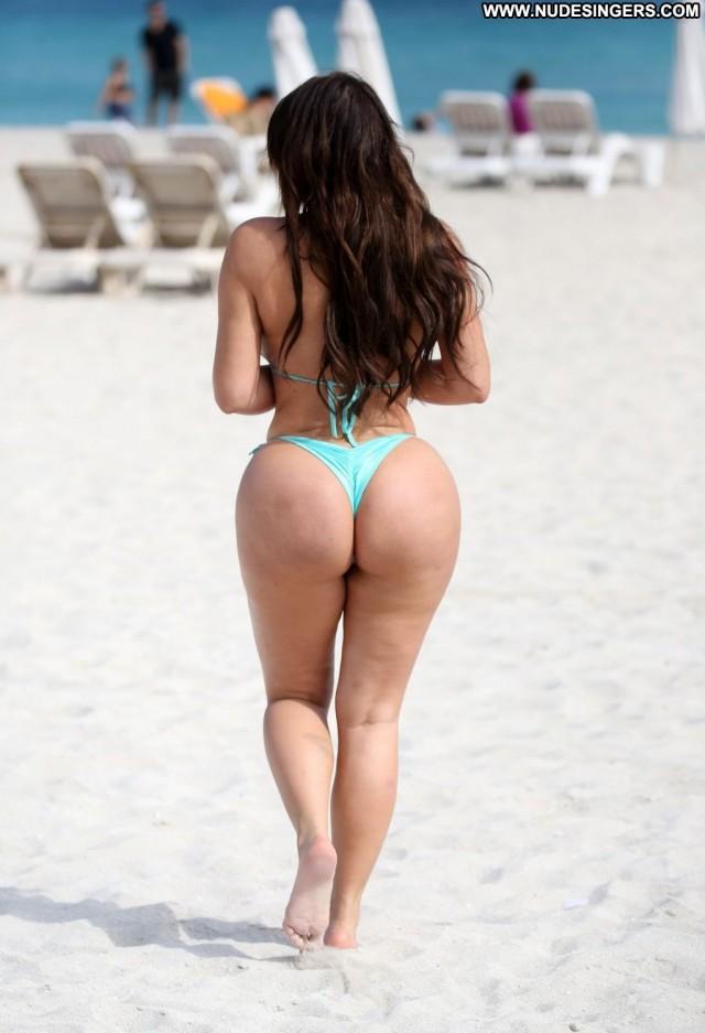Anastasiya Kvitko No Source Celebrity Extreme Bikini Big Tits Babe