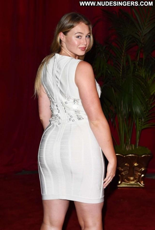 Iskra Lawrence Maxim Hot Celebrity Babe Posing Hot Paparazzi