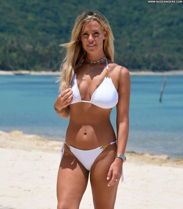 Chloe Meadows No Source Posing Hot Babe Big Tits Ibiza Celebrity