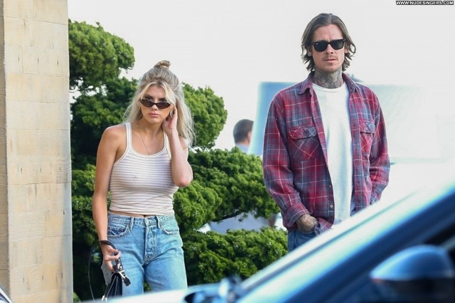 Charlotte Mckinney Blue Jeans Commercial Bombshell Old Posing Hot