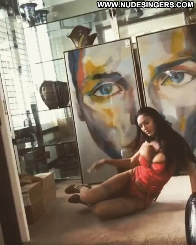 Charlie Riina Los Angeles Sex Gymnast Lingerie Big Boobs Celebrity
