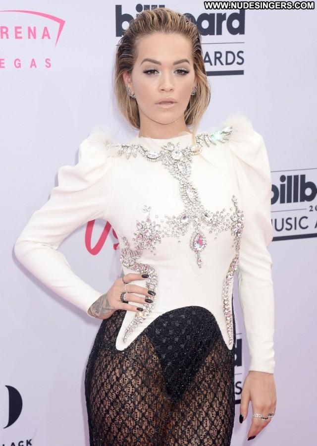 Rita Ora Las Vegas Singer Sex Sexy Thong Awards Babe Posing Hot