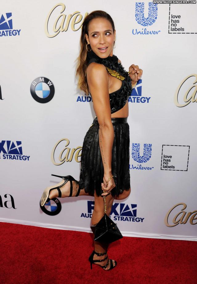 Dania Ramirez West Hollywood Beautiful Paparazzi Party Celebrity