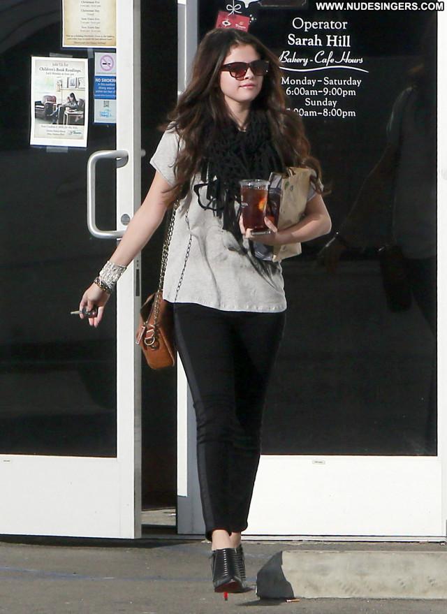 Selena Gomez No Source Paparazzi Babe Beautiful Posing Hot Candids