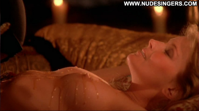 Bo Derek Babe Dancing Beautiful Topless Posing Hot Celebrity Belly