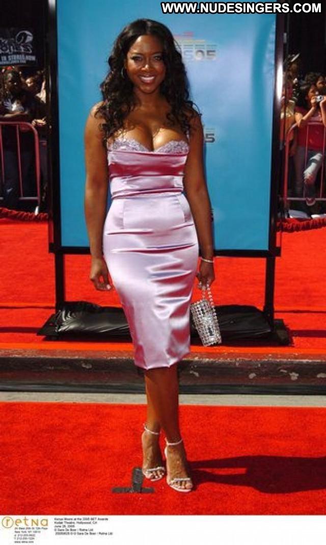 Kenya Moore The Independent Ebony Beautiful Awards American School