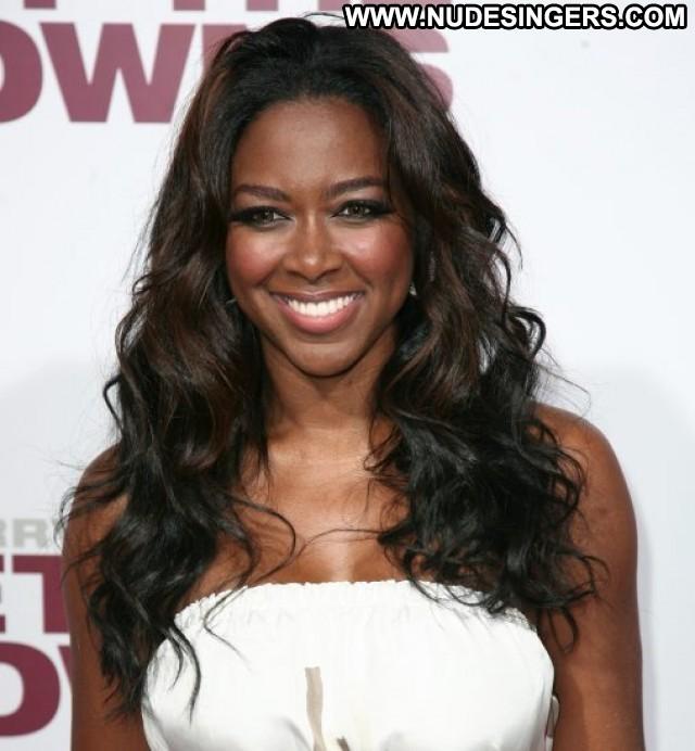 Kenya Moore The Independent School Awards Ebony Celebrity American